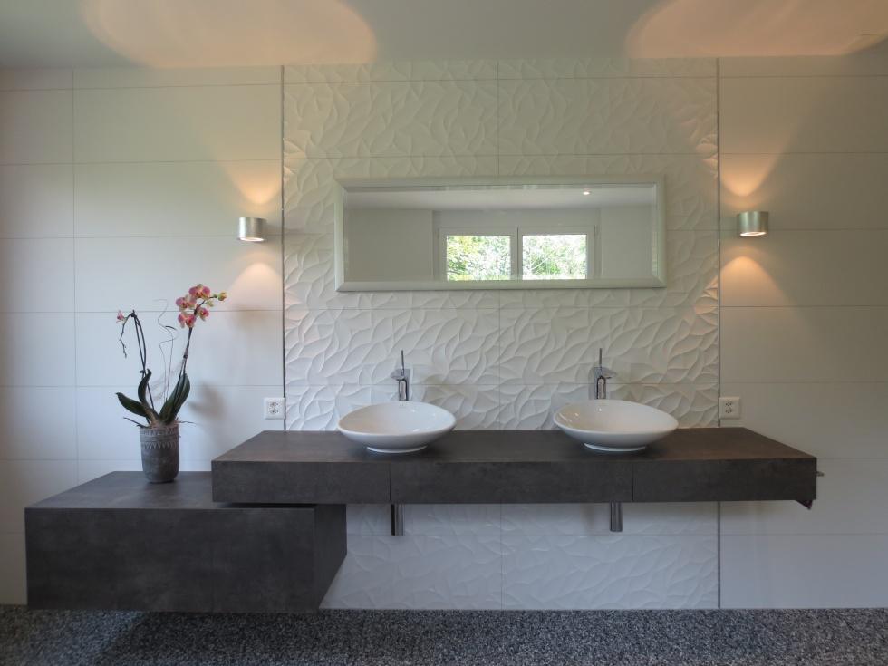 impressionen referenzen sanit r sanit rarbeiten wirthlin haustechnik ag 4313 m hlin. Black Bedroom Furniture Sets. Home Design Ideas
